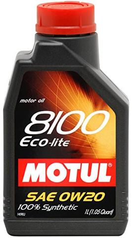 Motul 0W-20 Engine Oil
