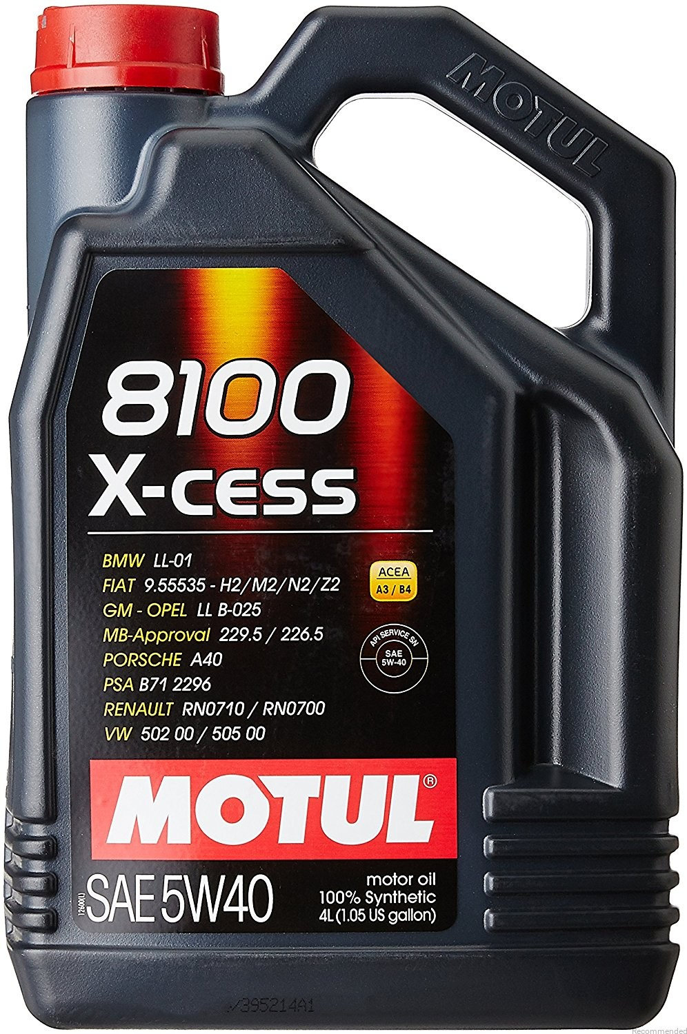 Motul 5W-40 Engine Oil